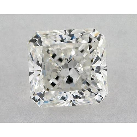 0.75 Carats Radiant Diamond Loose K Vs1 Very Good Cut Diamond