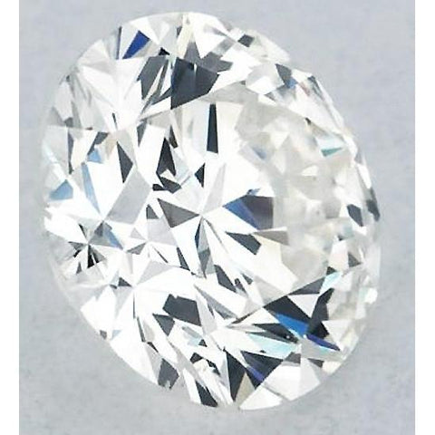 0.75 Carats Round Diamond H Vvs2 Excellent Cut Loose Diamond