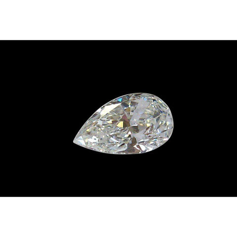 0.75 Ct H Si1 Pear Cut Loose Diamond Diamond