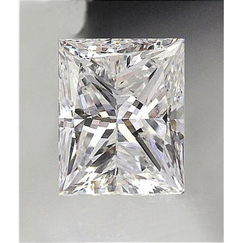 0.75 Ct Princess Cut Loose Diamond Diamond