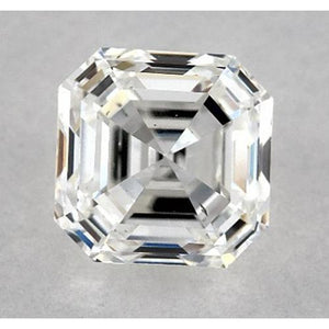 1 Carat Asscher Diamond Loose D Vs1 Very Good Cut Diamond