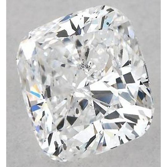 1 Carat Cushion Diamond Loose D VS2 Excellent Cut Diamond
