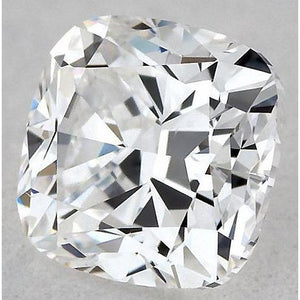 1 Carat Cushion Diamond Loose D VVS2 Excellent Cut Diamond