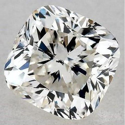 1 Carat Cushion Diamond Loose E VVS1 Excellent Cut Diamond