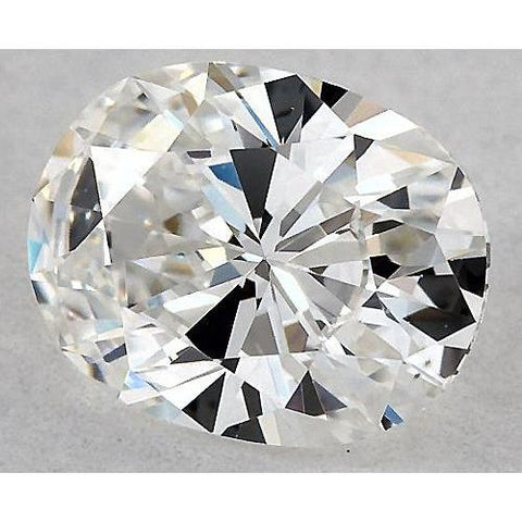 1 Carat Cushion Diamond Loose E VVS2 Excellent Cut Diamond