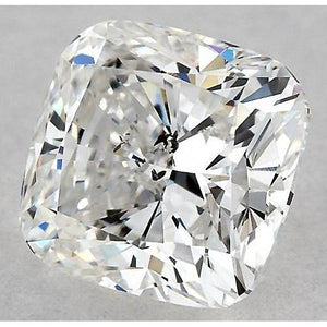 1 Carat Cushion Diamond Loose F VVS1 Excellent Cut Diamond