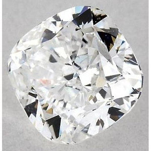 1 Carat Cushion Diamond Loose F VVS2 Excellent Cut Diamond