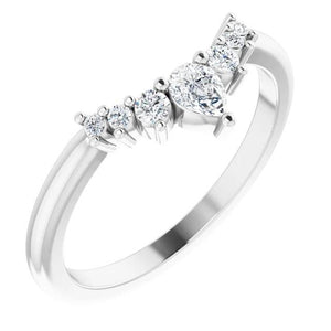 1 Carat Diamond Round Engagement Ring F VS1 Jewelry Engagement Ring