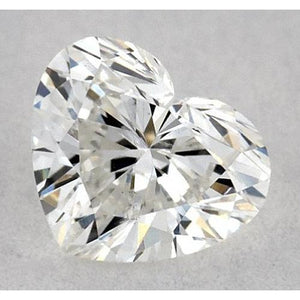 1 Carat Heart Diamond Loose G VS1 Very Good Cut Diamond