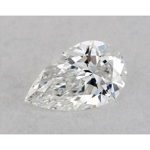 1 Carat Pear Diamond Loose D VS1 Very Good Cut Diamond