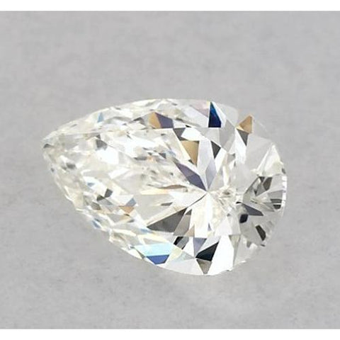 1 Carat Pear Diamond Loose G VS1 Very Good Cut Diamond