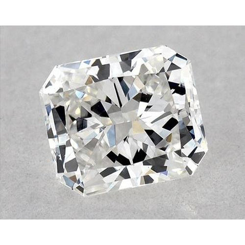 1 Carat Radiant Diamond Loose D VVS2 Very Good Cut Diamond