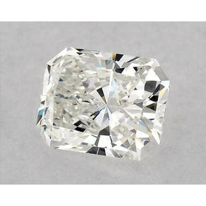 1 Carat Radiant Diamond Loose E VS2 Very Good Cut Diamond
