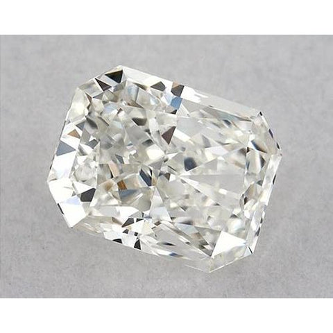 1 Carat Radiant Diamond Loose E VVS2 Very Good Cut Diamond