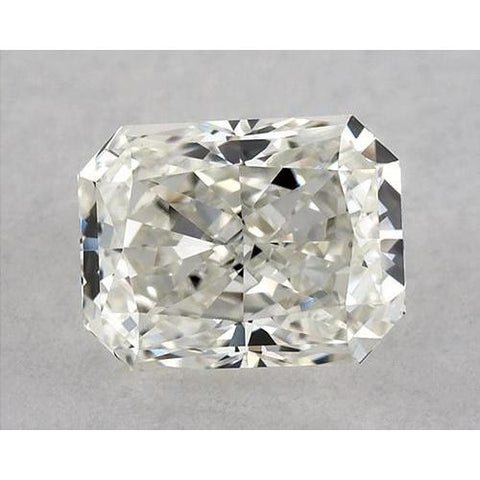 1 Carat Radiant Diamond Loose F VS2 Very Good Cut Diamond