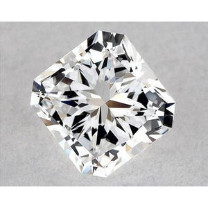 1 Carat Radiant Diamond Loose F VVS2 Very Good Cut Diamond