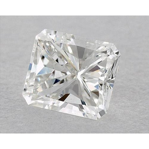 1 Carat Radiant Diamond Loose G VS1 Very Good Cut Diamond
