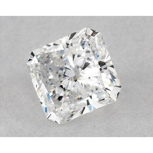 1 Carat Radiant Diamond Loose G VS2 Very Good Cut Diamond