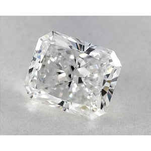 1 Carat Radiant Diamond Loose G VVS1 Very Good Cut Diamond