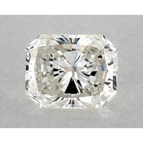 1 Carat Radiant Diamond Loose H VS1 Very Good Cut Diamond