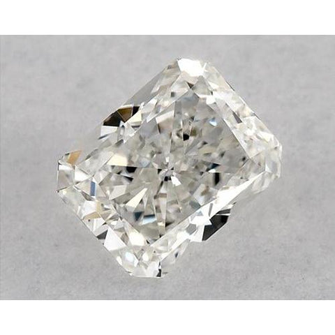1 Carat Radiant Diamond Loose H VS2 Very Good Cut Diamond