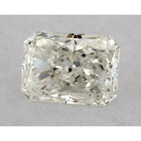 1 Carat Radiant Diamond Loose J VS1 Very Good Cut Diamond