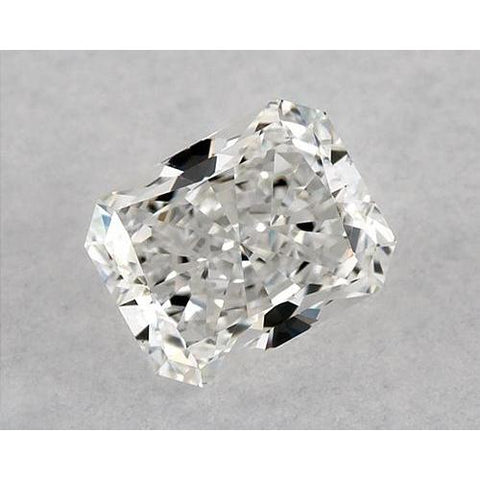 1 Carat Radiant Diamond Loose J VS2 Very Good Cut Diamond