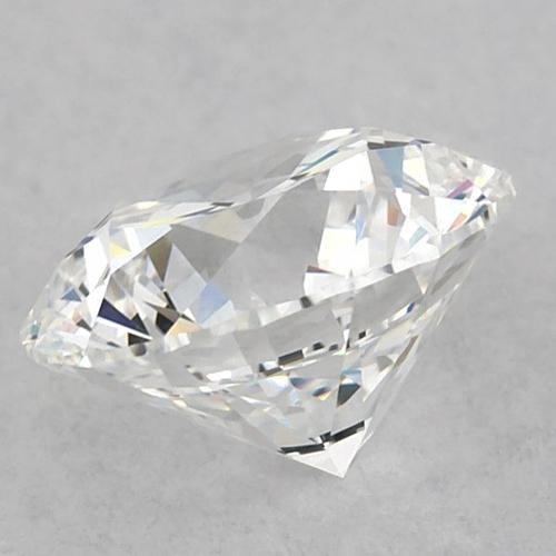 1 Carat Round Diamond F SI1 Very Good Cut Loose Diamond