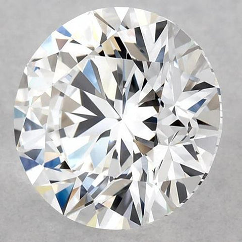 1 Carat Round Diamond H SI1 Very Good Cut Loose Diamond