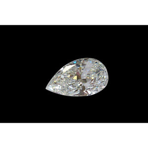 1.10 Carat Pear Cut  Loose Diamond H/I Si3 Diamond