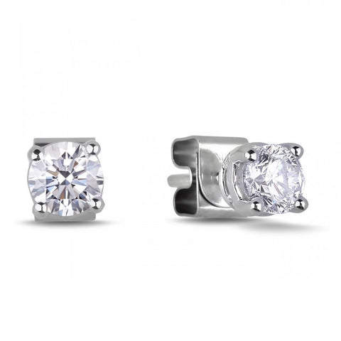 1.2 Ct Round Diamond Stud Earring Stud Earrings