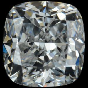 1.25 Carats E Vvs1 Cushion Cut Diamond Loose Diamond Diamond