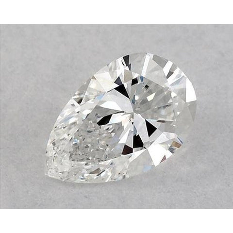 1.25 Carats Pear Diamond Loose D Vs1 Very Good Cut Diamond