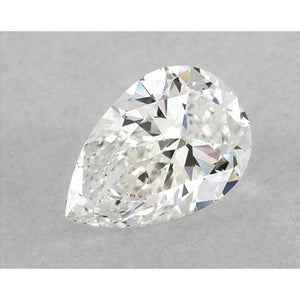 1.25 Carats Pear Diamond Loose E Vs1 Very Good Cut Diamond