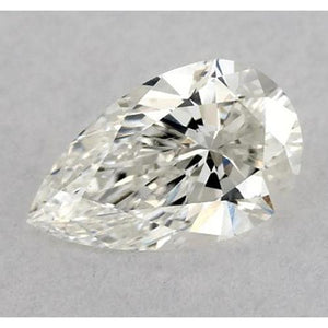 1.25 Carats Pear Diamond Loose E Vvs2 Very Good Cut Diamond