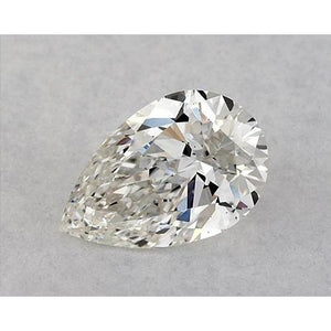 1.25 Carats Pear Diamond Loose F Vs1 Very Good Cut Diamond