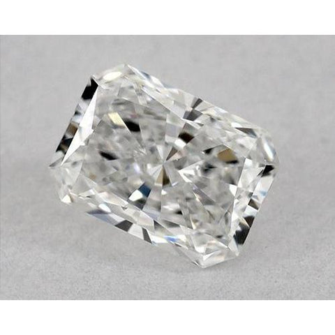 1.25 Carats Radiant Diamond Loose D Vs2 Very Good Cut Diamond