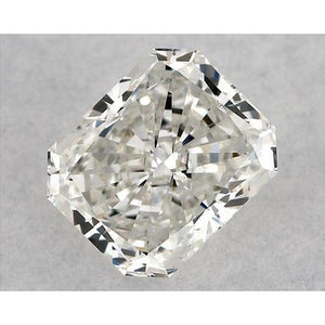1.25 Carats Radiant Diamond Loose E Vs2 Very Good Cut Diamond