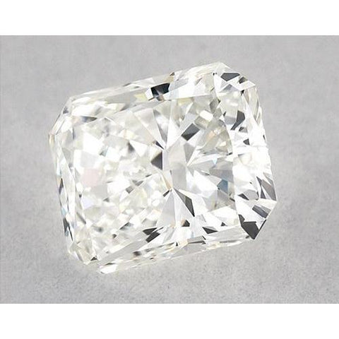 1.25 Carats Radiant Diamond Loose F Vs2 Very Good Cut Diamond