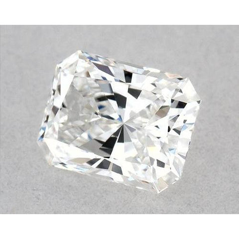 1.25 Carats Radiant Diamond Loose F Vvs2 Very Good Cut Diamond