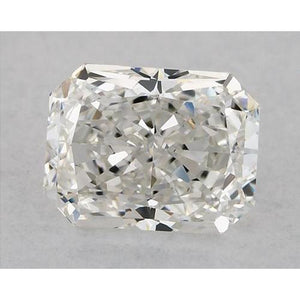 1.25 Carats Radiant Diamond Loose G Vs1 Very Good Cut Diamond