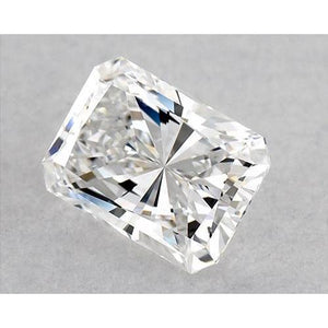 1.25 Carats Radiant Diamond Loose G Vs2 Very Good Cut Diamond