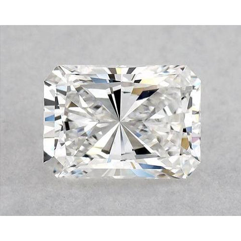 1.25 Carats Radiant Diamond Loose G Vvs2 Very Good Cut Diamond