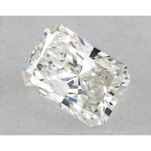 1.25 Carats Radiant Diamond Loose H Vs1 Very Good Cut Diamond