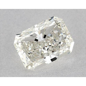 1.25 Carats Radiant Diamond Loose I Vs2 Very Good Cut Diamond