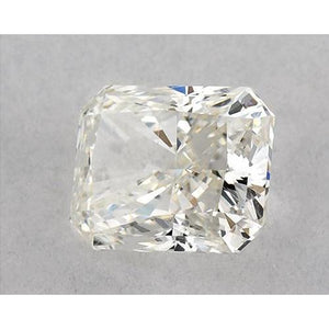 1.25 Carats Radiant Diamond Loose J Si1 Good Cut Diamond