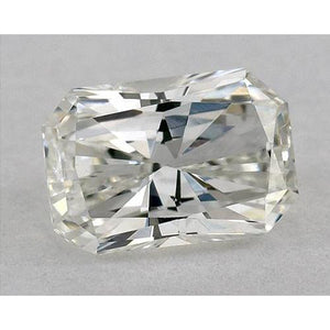 1.25 Carats Radiant Diamond Loose K Vs2 Very Good Cut Diamond