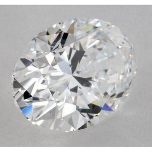 1.25 Ct. F Vs1 Oval Cut Loose Diamond Natural Diamond
