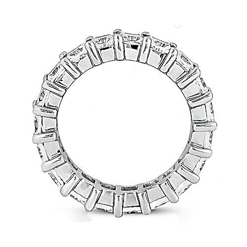 Eternity Band 9 Ct. Diamonds Eternity Band Gold Ring New