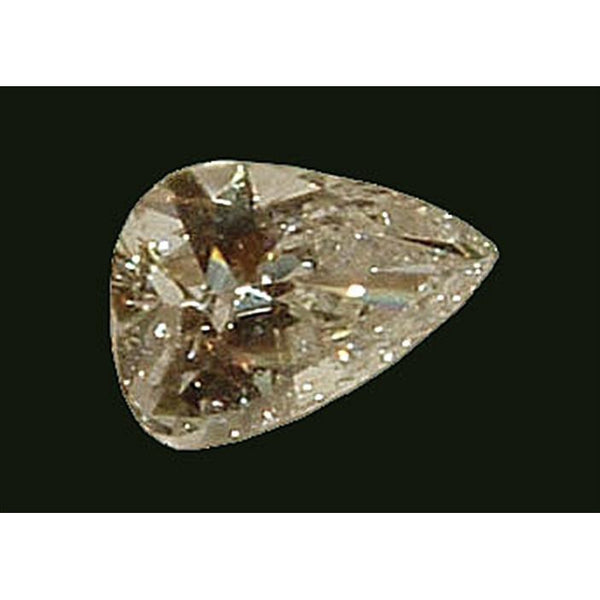 Big 4 Carat Loose Diamond Pear Cut Loose J Si1 Diamond